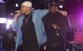 Fat Joe traz 50 Cent para seu show em Miami