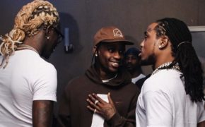 "Migos divulga novo single ""GNF"" com Young Thug e Travis Scott; confira"
