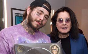 """Ozzy Osbourne lança grande álbum de retorno """"Ordinary Man"""" com Post Malone, Elton John e mais"""