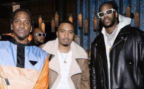 2 Chainz sugere ideia de parceria com Nas e Pusha T