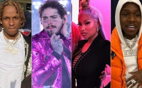 Novo álbum do Rich The Kid contará com Post Malone, Nicki Minaj, DaBaby, Future, Lil Baby e mais