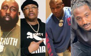 """Trae Tha Truth divulga remix do single """"Slidin"""" com E-40, O.T. Genasis, Mozzy e $tupid Young; ouça"""