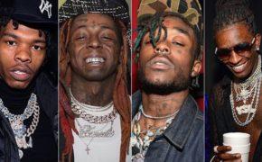 """Lil Baby revela a tracklist do seu novo álbum """"My Turn"""" com Lil Wayne, Lil Uzi Vert, Young Thug, Future, Gunna e mais"""