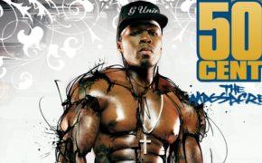 "Clássico álbum ""The Massacre"" do 50 Cent se torna 6x platina"