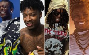 "Lil Uzi Vert revela tracklist de novo álbum ""Lil Uzi Vert Vs. The World 2"" com 21 Savage, Chief Keef, Young Thug, Young Nudy e mais"