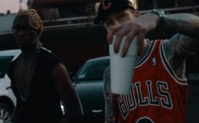 "Machine Gun Kelly divulga clipe de ""Bullets With Names"" com Young Thug, RJMrLA e Lil Duke; assista"