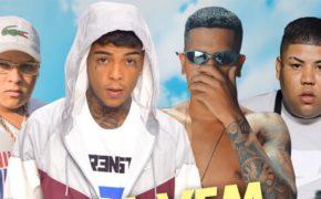"MC Kevin, MC Lele JP, MC GP e MC Ryan SP unem forças em nova música de RAP ""Ela Vem""; confira"