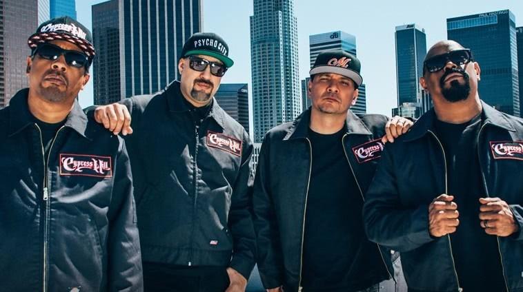 Cypress Hill Berlin 2021